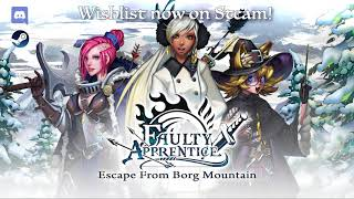Faulty Apprentice - Escape from Borg Mountain DLC (Trailer) | AGL studios
