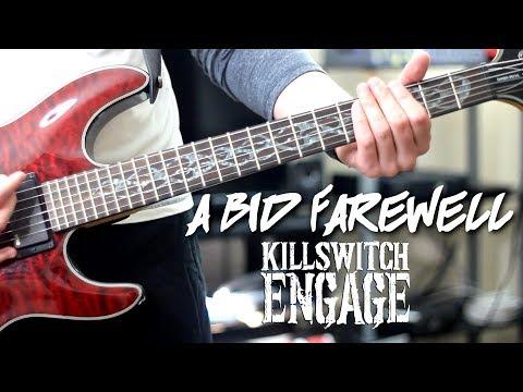 Killswitch Engage- A Bid Farewell [GUITAR COVER]   Jason Matthew