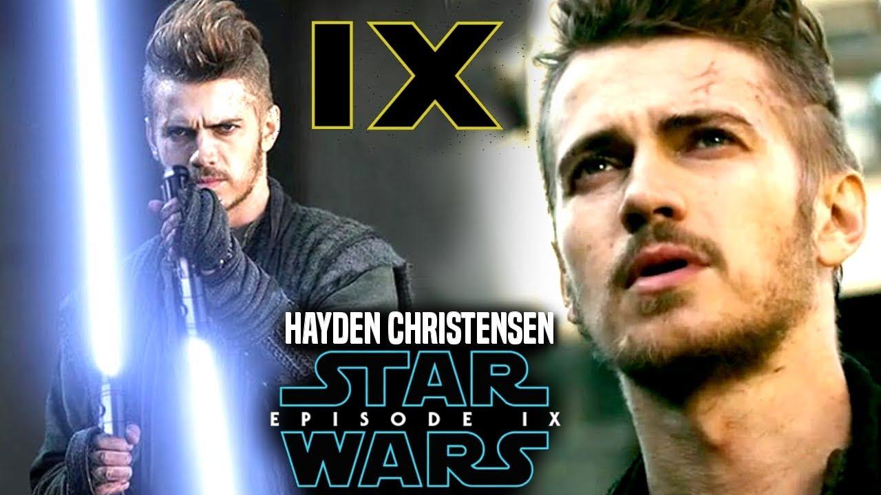 Hayden Christensen Star Wars 9