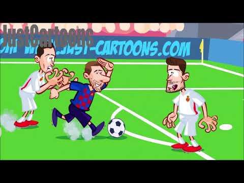 Barcelona Vs Mallorca  5-2   All Goals