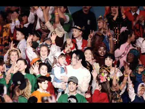 THE INSPIRATIONAL `Michael Jackson`