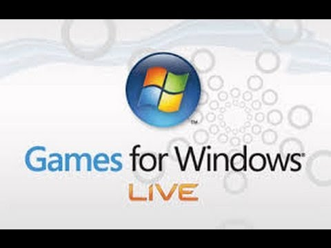 Games For Windows - Live Installation Guide [Voice Guide]