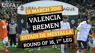#UEL Fixture Flashback: Valencia 5-5 Bremen