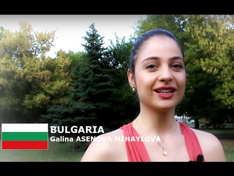 BULGARIA - Galina MIHAYLOVA - Contestant Introduction: Miss World 2016