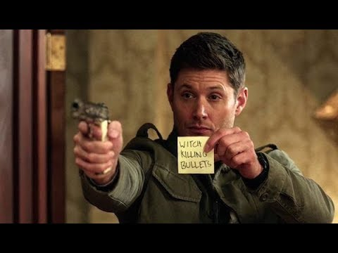 Supernatural Top 8 Badass Dean Moments