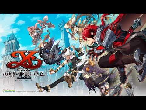 Ys IX -Monstrum NOX- [BGM RIP] - Glessing Way!