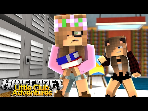 LITTLE KELLY NEEDS GLASSES!!! - Minecraft Little Club Adventures