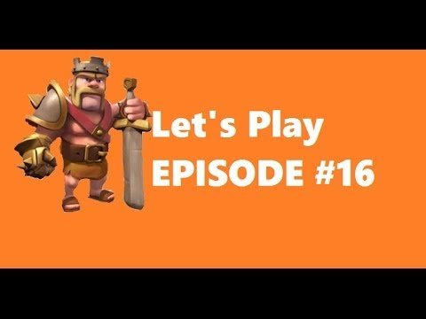 Clash of Clans - Let's Play Episode 16: 450 GEMS! Sweet Victory!!