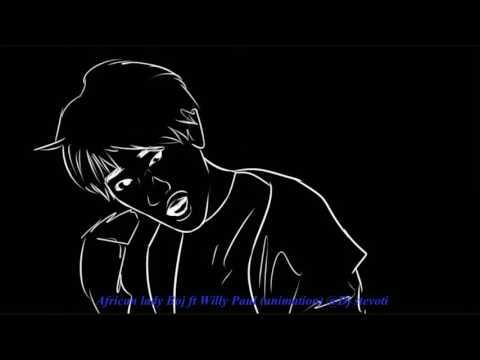 AFRICAN LADY  BOJ ft WILLY PAUL animated @Dj stevoti