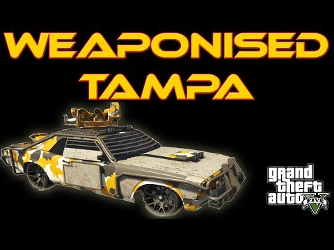 WEAPONISED TAMPA : IS IT WORTH BUYING ?