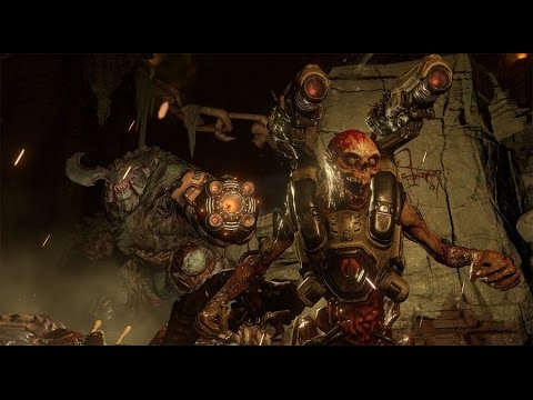 DOOM music video (Disturbed – The Vengeful One)