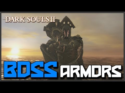 dark souls how to get boss armor