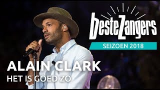 Alain Clark - Het is goed zo | Beste Zangers 2018 thumbnail