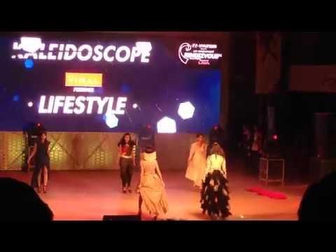 IIT Delhi Rendezvous fest 2014 fashion show Performance