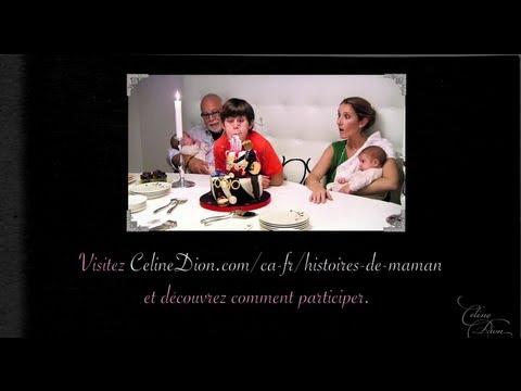Partagez vos 'Histoires de Maman' sur CelineDion.com