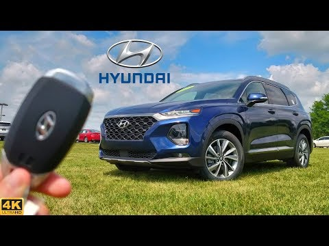 2020 Hyundai Santa Fe: FULL REVIEW | Adding New Tech to the Value KING!