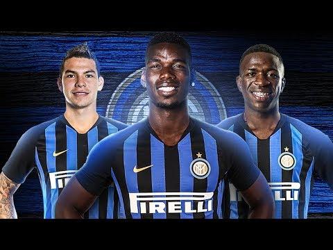RECONSTRUINDO A INTER DE MILAN!!!