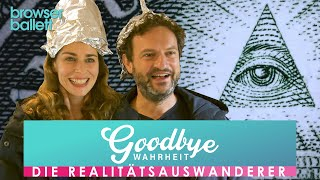 Goodbye truth - The reality emigrants