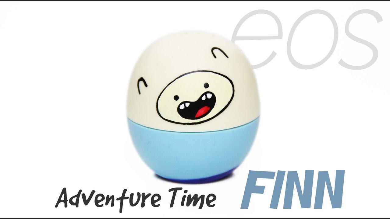 Adventure Time Finn Eos Lip Balm Pencilmade Dk