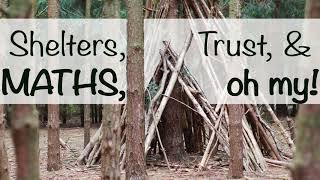 Podcast - Shelters, Trust, & Maths, oh my!