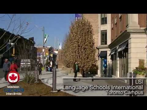 Escola de inglês LSI - Language Studies International Toronto