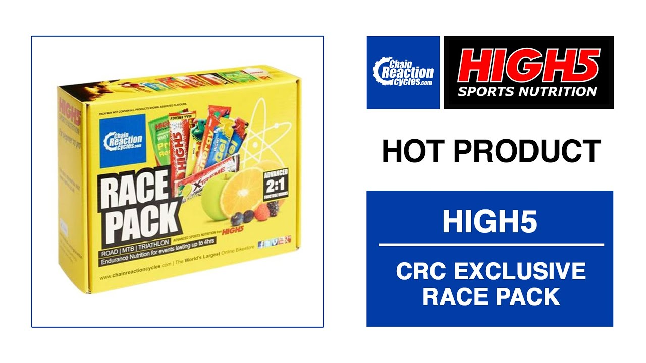 3f1963274ece7d High5 CRC Exclusive Race Pack - YouTube