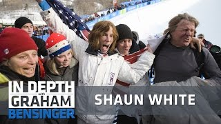 Shaun White: It's not about money, models; it's family