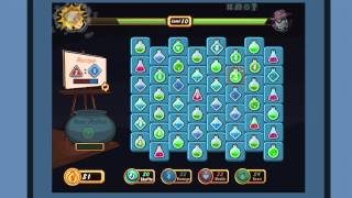 Math Snacks: Ratio Rumble Gameplay
