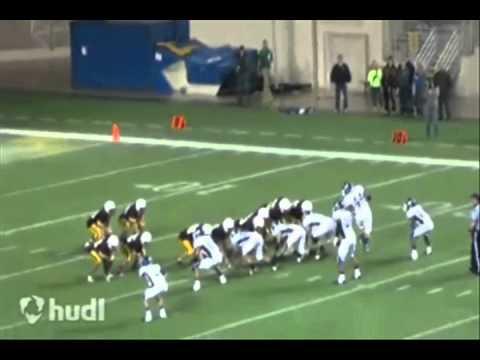 James Brown - 2014 - Menominee (MI) - Senior Offensive Highlights