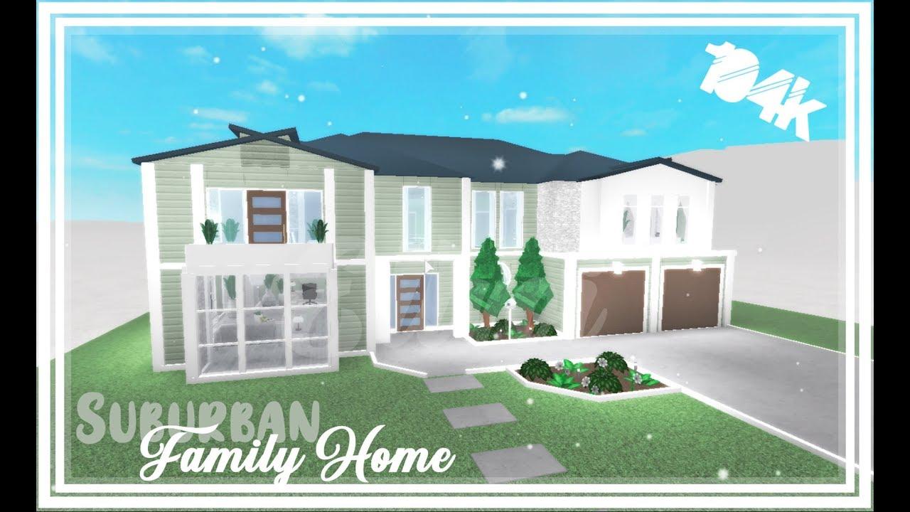 Snowy Home Roblox The Hype House Bloxburg The Hype House 2020