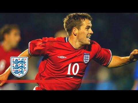 Slovakia 1-2 England (2002) Owen, Beckham, Scholes, Gerrard | Goals & Highlights