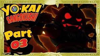 Yo-kai Sangokushi - Part 3 | Chapter 3 + Giveaway! [USApyon Story Gameplay]