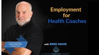 Functional Diagnostic Nutrition® Employment for Health Coaches