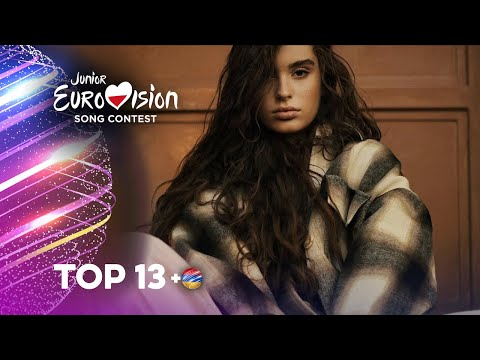 Junior Eurovision 2020: Top 13 + Armenia 🇦🇲
