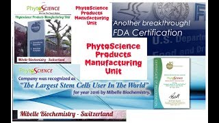 I Phytoscience Products Manufacturing Unit - mibelle Biochemis…