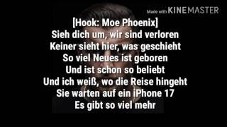 KC REBELL feat. MOÉ ✖️iPHONE 17✖ {Lyrics}