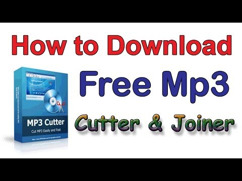 MP3 CUTTER AND JOINER FULL VERSION