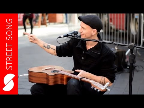 How Legendary Street Musician Morf Gets His Sound
