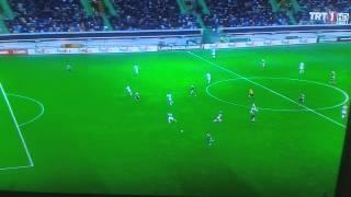 Sporting lizbon vs beşiktaş 0 1 goal mario gomez