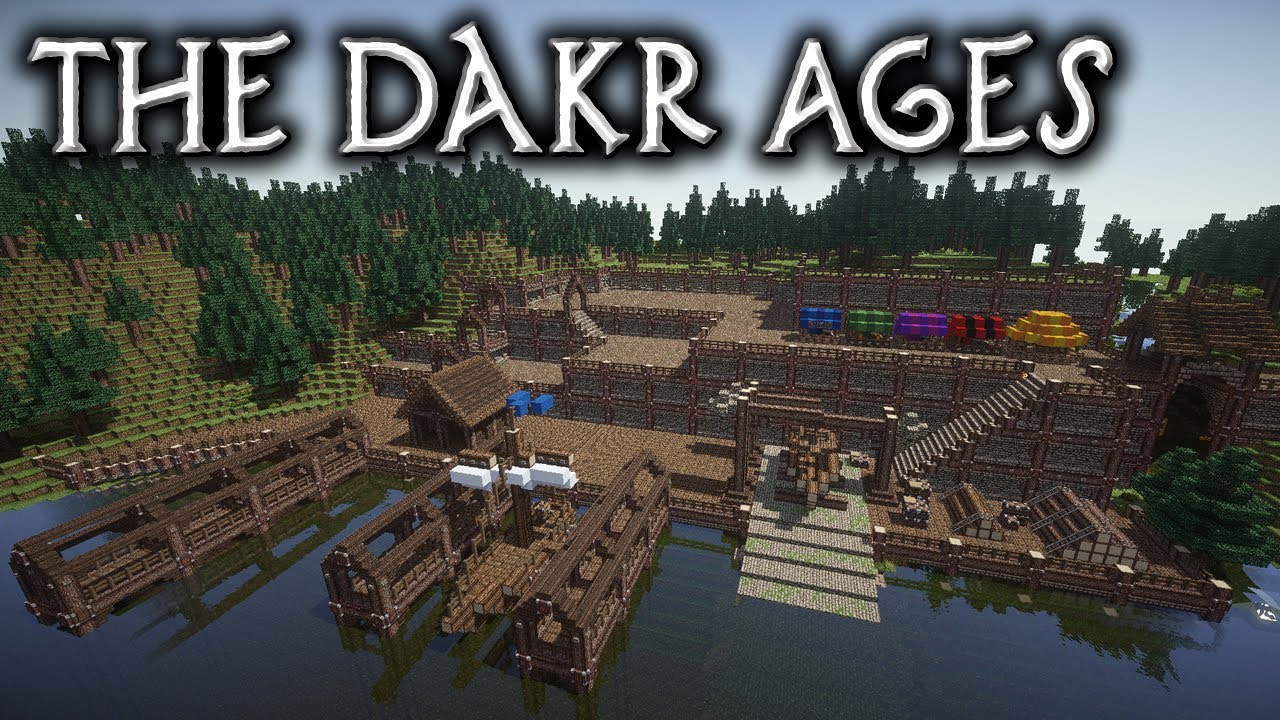 The Dakr Ages Dale Ep1 Docks YouTube