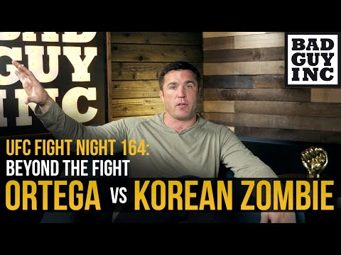 Brian Ortega vs Korean Zombie - is there such thing as a hometown advantage?