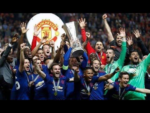 Manchester united 2017 europa league winner
