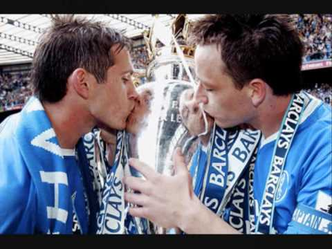 Frank Lampard & John Terry x