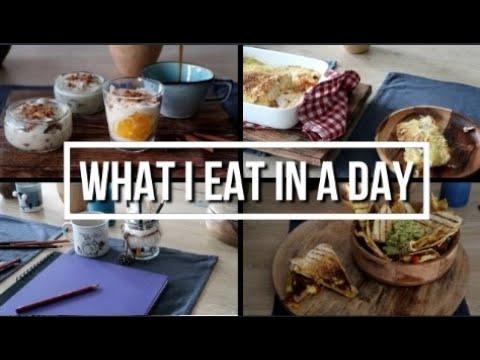 ❤️VERRINES Å L'ORANGE/CANNELLONI VEGAN/QUESADILLAS❤️3 RECETTES RÉCONFORTANTES❤️WHAT I EAT COCOONING