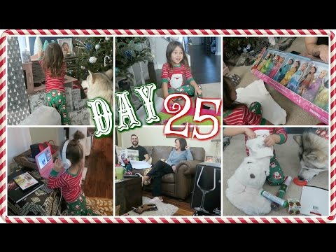 🎄CHRISTMAS DAY!!! | Vlogcember Day 25, 2016🎄