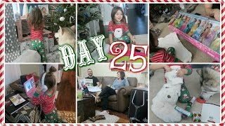 CHRISTMAS DAY!!! | Vlogcember Day 25, 2016