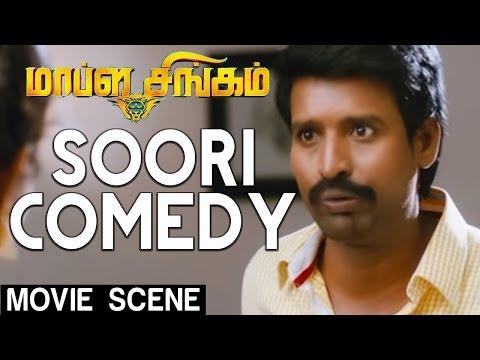 Soori Comedy | Mapla Singam | Vimal | Anjali | Soori