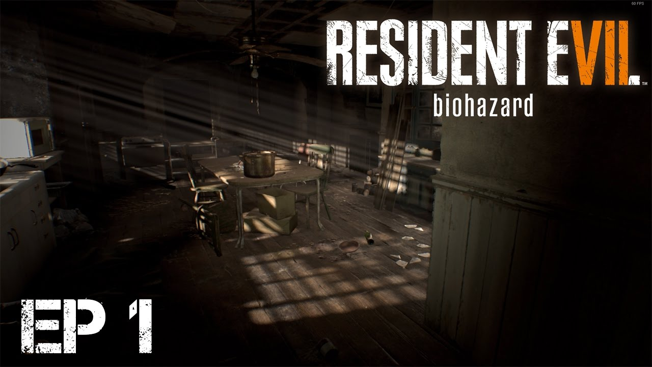 Resident evil 7 1 this isn 39 t my house youtube for This isn t my beautiful house