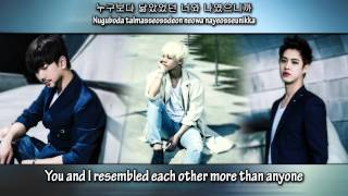 MBLAQ - MIRROR Lyrics (Hangul + Romanization + English)