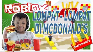 DULDUL Main di MCDONALS, ROBLOX INDONESIA !!!!!!!